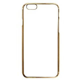 Lenovo Vibe K5 Note Soft Golden Chrome Electroplated TPU Back Cover