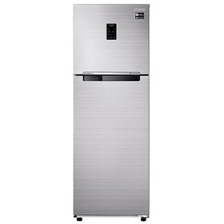 Samsung RT34K37547E Frost-free Double-door Refrigerator (321 Ltrs, 4 Star Rating, Fair Isle)