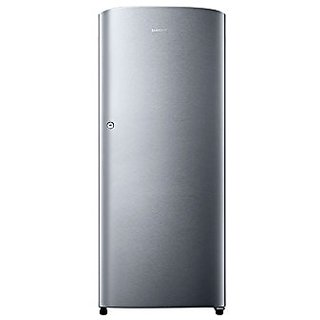 Samsung RR19J2104SE Direct-cool Single-door Refrigerator (192 Ltrs, 3 Star Rating, Elective Silver)