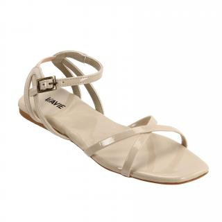 Lavie Women's Beige Sandals