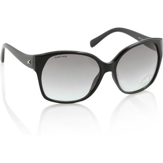 ca2922a7c79 Buy Fastrack Grey UV Protection Over-sized Women Sunglasses Online ...