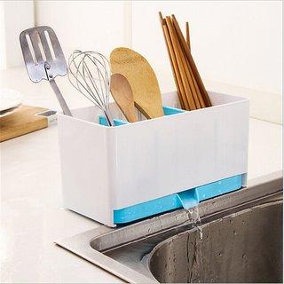 Easydeals Wash Dry Shelf Drainer Sink Tidy Organiser