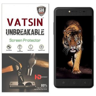 Anti Shock Screen Guard (Not Tempered Glass) For Coolpad Note 5 Lite by Vatsin