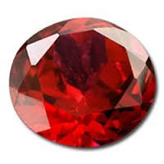 Certified 4.130 carats Natural Ruby/ Maanik Untreated Gemstone Loose with Report