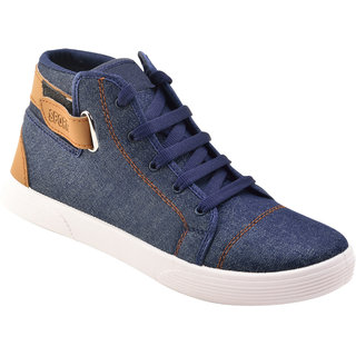 87bacee17058 Buy Axter Footwear Men Blue-628 Casual Shoes Online - Get 20% Off