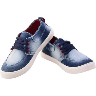 5f50004af309 Buy Axter Footwear Men Blue-629 Casual Shoes Online - Get 20% Off