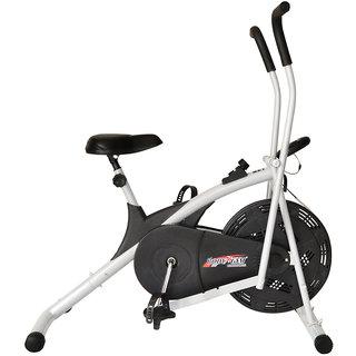Body Gym Air Bike Stamina Exercise Cycle, Exercise Bike