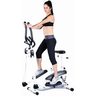Body Gym Cross Trainer Ez Elliptical Bike AGOS-II Elliptical Trainer