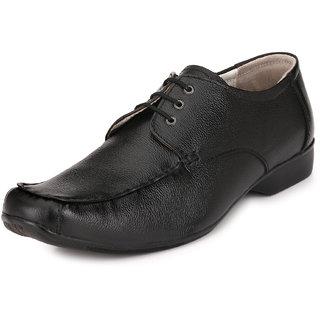 596c6f4b526 Buy AFM Black Formal Leather Shoes For Men Online - Get 75% Off