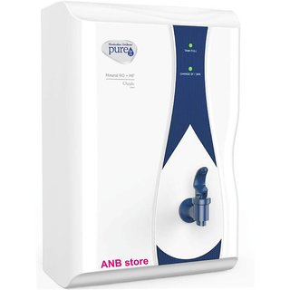 HUL Pureit 6 Litres Mineral Classic RO+MF 6 Stage Water...