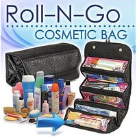 Roll N Go 4 In 1 Synthetic Buddy Multi-Utility Travel  Organizer
