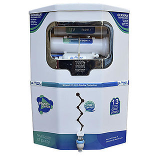 Earth ro system 13Ltr  5Stage delux RO Water Purifiers