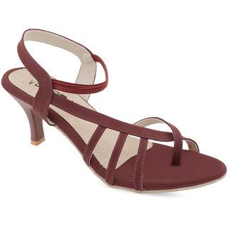 Vendoz Women's Maroon Heels