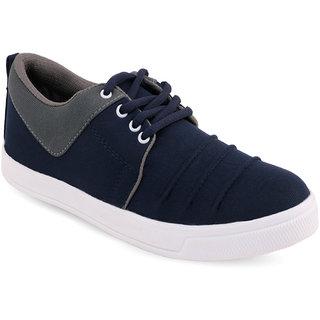 Vendoz Men Blue Casual Shoes