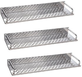 SSS - Stainless Steel Shelf 16 Inches (Set of 3)