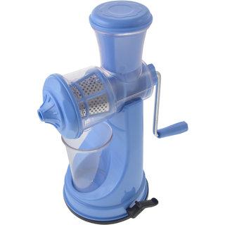 ANKUR Plastic Vegetable  Fruit Juicer, 1 Piece, Blue