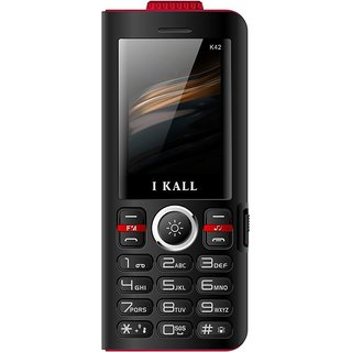 New IKall K42 8000mah Triple SIM Mobile POWERBANK DEVICE with Wifi Dongle Support (No Earphones)