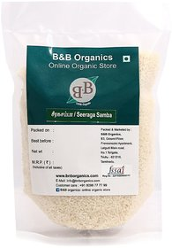 BB Organics Seeraga Samba, 5 kg
