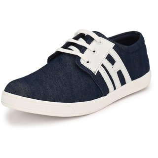 Peponi Men'S Adi Alastair Stylish Canvas Shoes