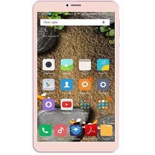 IKall N1 (8Inch,1GB RAM, 16GB Internal )  with Wi-Fi+4G  Calling Tablet
