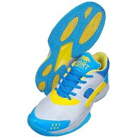 Port Men's Multicolor Neo-Limited Edition PU Badminton