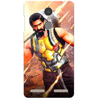 Lenovo K6 Power Bahubali 2 Printed Designer Back Cover By Prints Ways