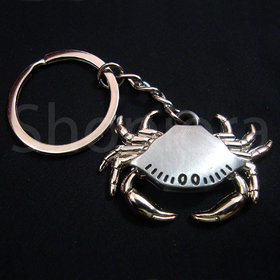 Crab Shape Metal Keychain movable legs premium quality with Best Collectible