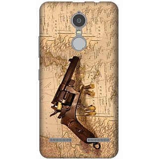Akogare Back cover for Lenovo K6 Power BAELK6P1400