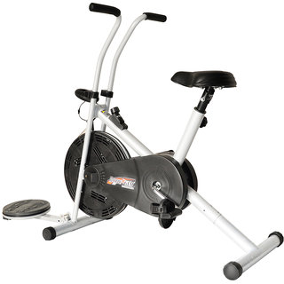 KS Healthcare Air Bike Exercise Cycle BGA-1001 With Twister, Exercise Bike