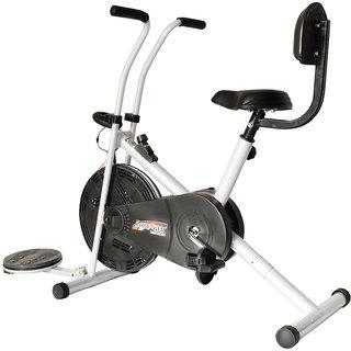 KS Healthcare Air Bike Exercise Cycle BGA-1001 With Back  Twister, Exercise Bike,
