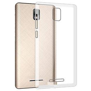 itel Selfiepro it1520 Transparent Soft Back Cover