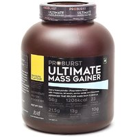Proburst Ultimate Mass Gainer 3 Kg (9 Servings) Banana