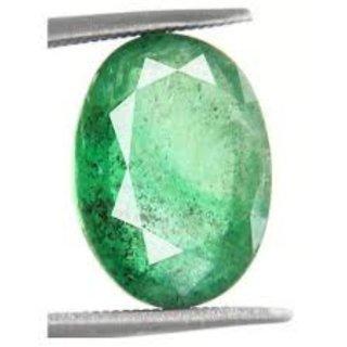 9.50  Ratti 100 original Natural Precious Gemstone Emerald (Panna) by lab certified