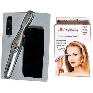 Bi-Feather King Eye Brow Hair Remover  Trimmer For Women