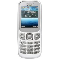 KTR 312   DUAL SIM MOBILE PHONE WITH VIBRATION WHITE (G