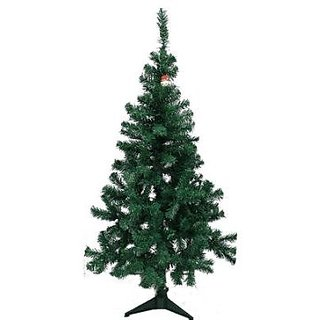 UNIQUE - 6 FEET CHRISTMAS TREE-PLASTIC STAND- FOR YOUR HOME DECOR- FREE SHIPPING