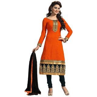 Womens Cotton Salwar Unstitched Dress Material