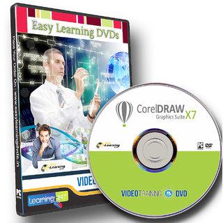 Learn CorelDRAW X7 Video Training Tutorial DVD