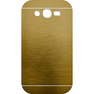 Motomo Back Cover for Samsung Galaxy Grand Duos i9082 - GOLD