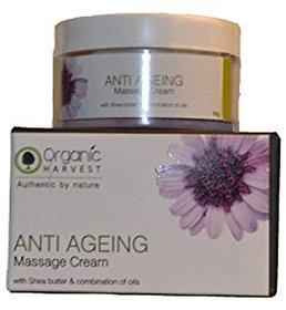 Organic Harvest Anti Ageing Massage Cream 50G