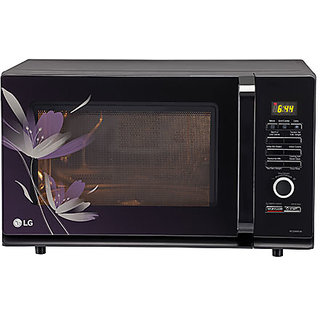 Lg Mc3286Bpum 32 Litre Convection Floral