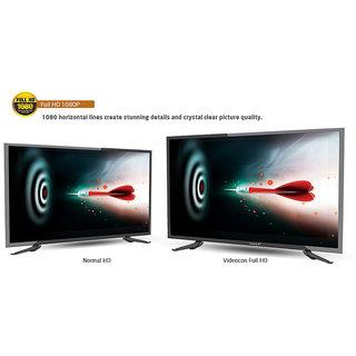 Videocon 40 Inch 102 Cm Vmd40Fh0Zfa (Full Hd) Led Tv