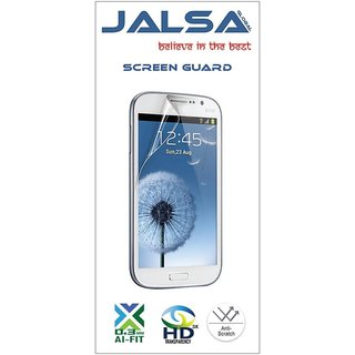 Jalsa Global Screen Guard For Micromax A66