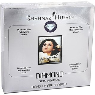 Shahnaaz hussain Diamond Facial Kit