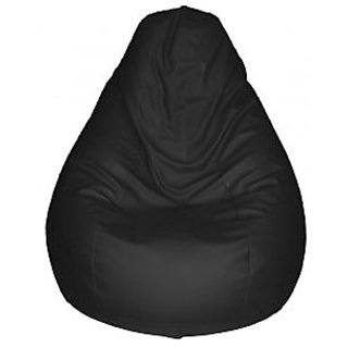 Bean Bag Black XXL with beans