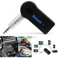 Wireless Car Bluetooth Receiver Adapter 3.5MM AUX Audio Stereo Music Hands-free Universal 3.5mm Bluetooth Audio receiver