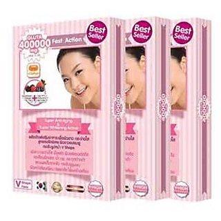 Softgel 400000 Mg Skin Whitening Capsule/Pills ( 60 pills )