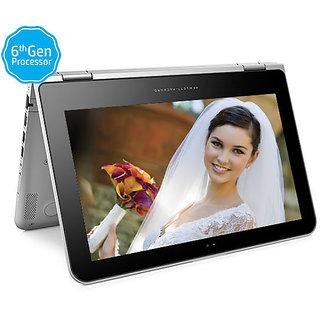 HP X360 13-S102TU (T0Y58PA#ACJ) (2 in 1) (Core i3 (6th Gen)/4 GB/1 TB/33.78 cm (13.3)/Windows 10) (Silver)