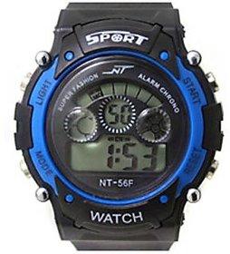 Brandeking Sport Watch Blue Sprot
