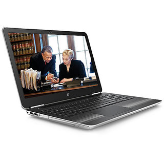 HP 15-au003tx (Core i5 (6th Gen)/8 GB/1 TB/39.62 Cm (15.6'')/Windows 10 Home/2 GB) (Silver)